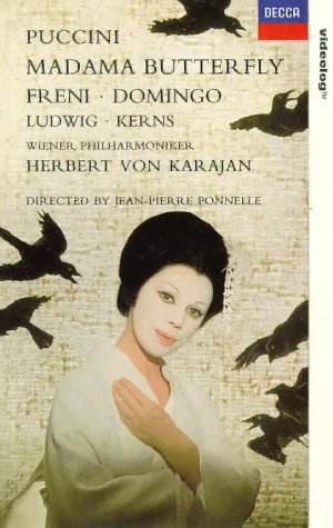 Puccini, Giacomo - Madame Butterfly [VHS]