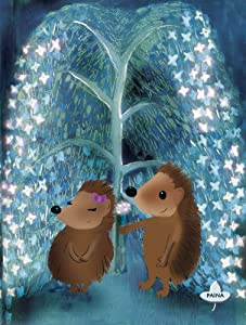 Twinkle Twinkle- Special romantic Light Up Valentine's Card - Love you - TT001