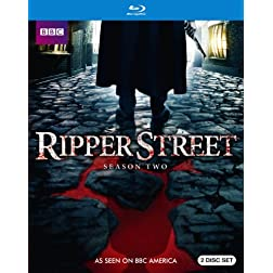 Ripper Street: Season 2 (Blu-ray)