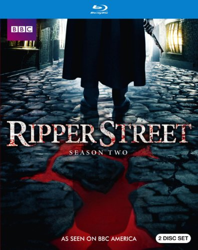 Blu-ray : Ripper Street: Season Two (2 Pack)