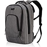 Hynes Eagle Unisex's Polyester Business Travel Computer Backpacks for 17-inch Laptop
