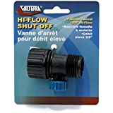 Valterra A01-0144VP Hi Flow Shut-Off Valve