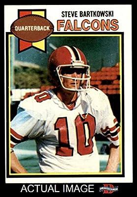 1979 Topps # 71 Steve Bartkowski Atlanta Falcons (Football Card) Dean's Cards 5 - EX