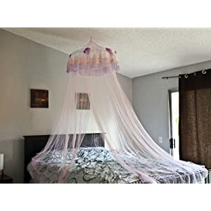 Casablanca 4 point Bed Netting :: Mosquito Netting :: Hammocks and