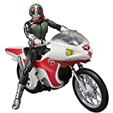 "Bandai Tamashii Nations S.H.Figuarts Masked Rider New 1 And New Cyclone ""Masked Rider"" Action Figure"