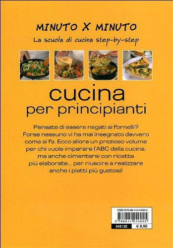 Libro cucina per principianti di giunti demetra for Libri di cucina per principianti