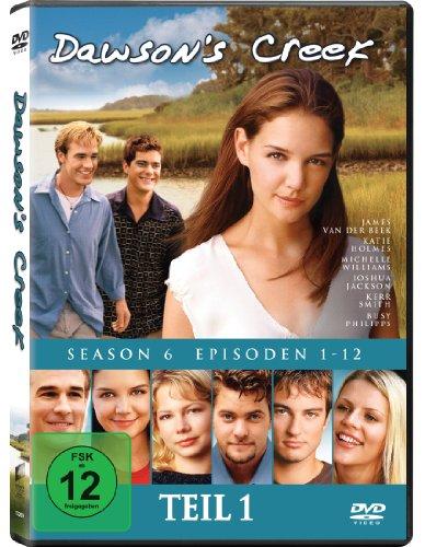 Dawson's Creek - Season 6, Vol.1 [3 DVDs]