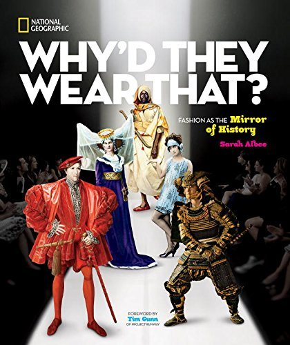 Why'd They Wear That? by Sarah Albee (5-Mar-2015) Hardcover