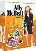 Ally McBeal : intégrale saison 3 - coffret 6 DVD