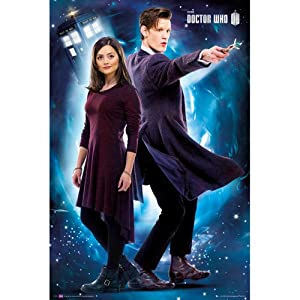 Doctor Who - Poster Clara