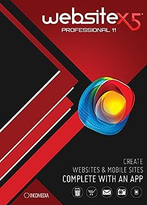 WebSite X5 Professional 11 [Download]