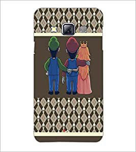 Printdhaba Betrayed Love D-4804 Back Case Cover For Samsung Galaxy A3
