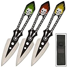 buy Vicious Cycle 3 Piece Throwing Knives