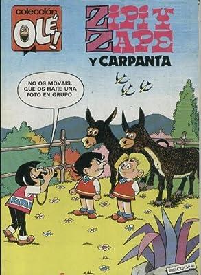Coleccion Ole numero 246: Zipi y Zape y Carpanta