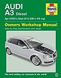Audi A3 Diesel Owner's Workshop Manual: 2008 to 2012 by John S. Mead (2015-09-24)
