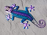 Garden Gecko Wall Art Very Large Gecko Ornament
