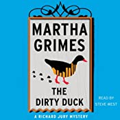 The Dirty Duck: A Richard Jury Mystery, Book 4 | Martha Grimes