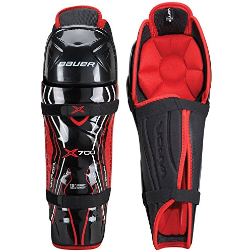 Bauer Vapor X700 Shin Guards [JUNIOR] (Vapor Shin Guards compare prices)