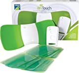 WiTouch Wireless TENS Green - Includes 10 Gel Pads