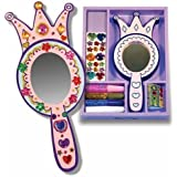 Melissa & Doug Decorate Your Own Princess Mirror (Pack of 2)