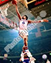 Julius Erving 1974 Action  NBA 821510 Photo Dr J