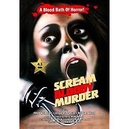 Scream Bloody Murder [VHS Retro Style] 1973