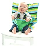 My Little Seat Travel High Chair- Seaside Stripe