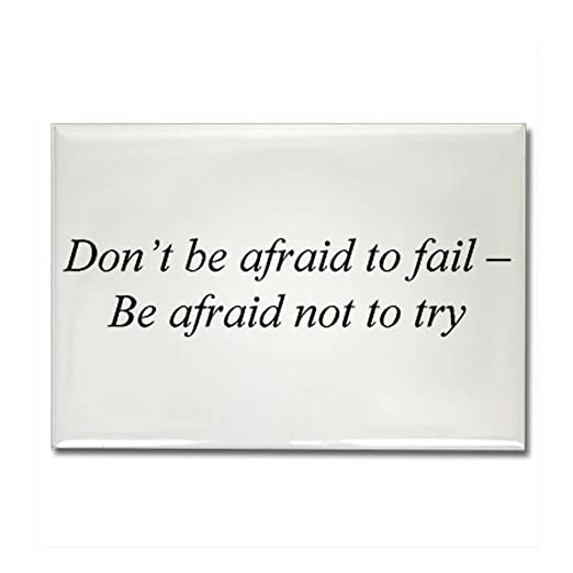Inspirational Rectangular Magnet Rectangle Magnet by CafePress