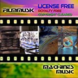 "Machines  license royalty copyright free indie score Gemafreie Filmmusikvon ""filmmusik"""