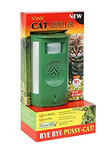Mega Sonic Cat Repeller
