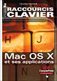 Raccourcis Clavier, Mac OS X et ses applications