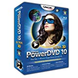 CyberLink Power DVD 10 Ultra 3D (PC)by Cyberlink