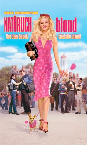 Natürlich blond! [VHS]