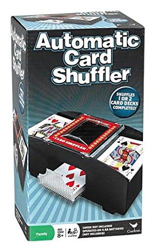 Automatic Card Shuffler 1 Or 2 Decks front-974041