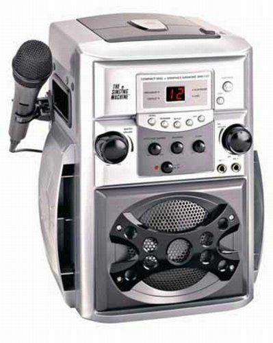 Singing Machine Smg-137 Cd+G Karaoke System