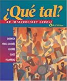 ¿Que tal? An Introductory Course with Listening Comprehension Audio CD and Video on CD (Student Edition) (0072538465) by Dorwick, Thalia