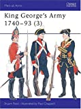 King Georges Army 1740-93 (3) (Men-at-Arms)