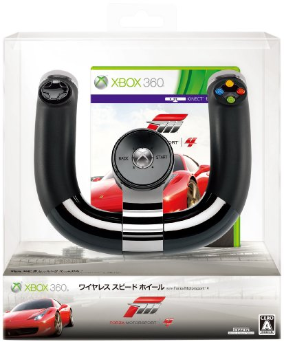 Xbox 360 Xbox 360 Wireless Speed Wheel (Forza Motorsports 4) xbox 360 прошитый в подольске