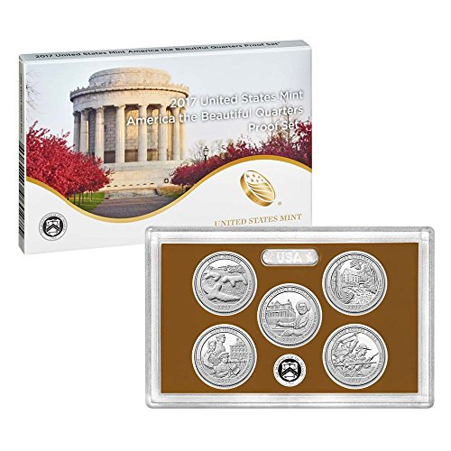 America Beautiful Quarters Proof Set