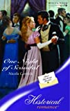 One Night of Scandal (Historical Romance) (026383980X) by Cornick, Nicola