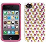 Case Mate Hard Collection Apple Iphone 4 / 4S Pink Birds