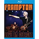 Live in Detroit [Blu-ray]
