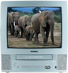 Toshiba MV13N2 13-Inch TV/VCR Combo