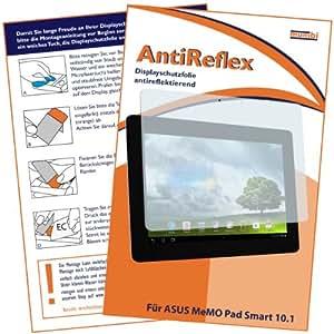 mumbi Displayschutzfolie ASUS MeMO Pad Smart 10.1 ME301T Schutzfolie AntiReflex antireflektierend