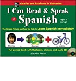 img - for I CAN READ AND SPEAK IN SPANISH by Hazan, Maurice ( Author ) on Aug-01-2005[ Hardcover ] book / textbook / text book