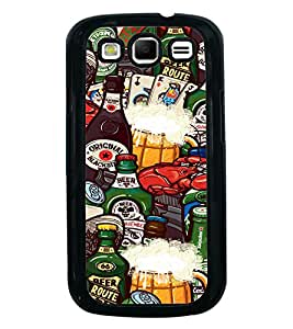 Food and Drinks 2D Hard Polycarbonate Designer Back Case Cover for Samsung Galaxy S3 i9300 :: Samsung I9305 Galaxy S III :: Samsung Galaxy S III LTE