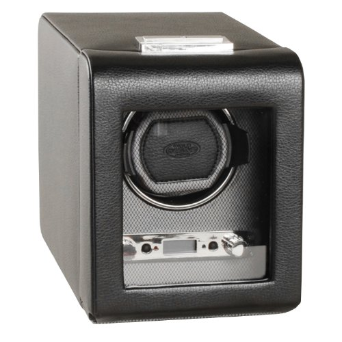 Wolf Designs  4560-02 Module 2.7 Single Watch Winder with Cover
