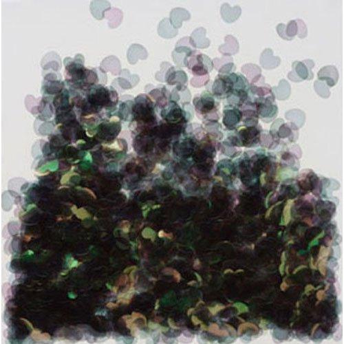 ミニハートオーロラ 耐溶剤 #269 ブラウン 0.5g