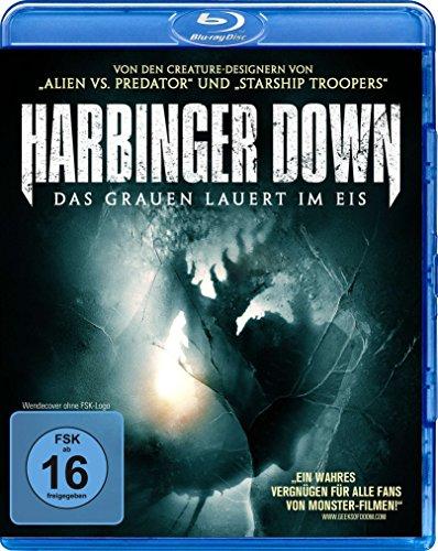Harbinger Down - Das Grauen lauert im Eis  (inkl. Digital Ultraviolet) [Edizione: Germania]