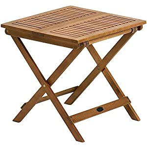 Folding Side Table FREE DELIVERY